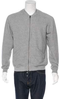 Won Hundred Zip-Up Sweatshirt
