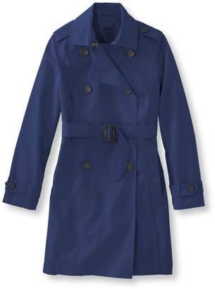 L.L. Bean L.L.Bean Crosstown Trench Coat