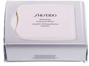 Shiseido Refreshing Cleansing Sheets/30 Sheets