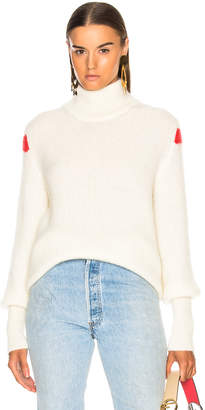 Maggie Marilyn Come in From the Cold Knit Sweater