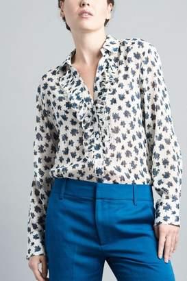 Smythe Flower Tuxedo Shirt