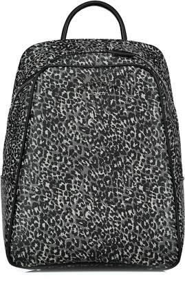 Vivienne Westwood Leopard Backpack