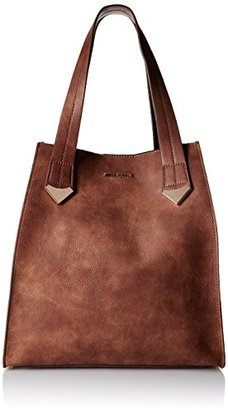 Steve Madden Brylee Tote Handbag,Cognac $56.57 thestylecure.com