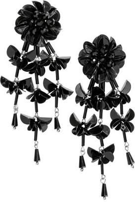 H&M Long Earrings - Black