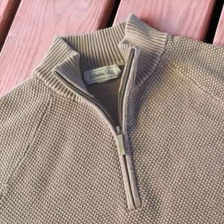 Madda Fella The Balao Quarter Zip Sweater