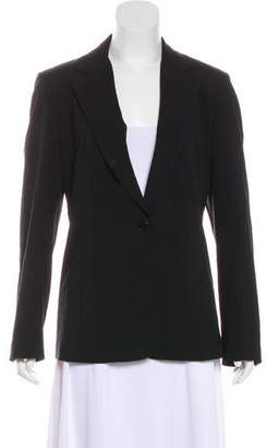 DKNY Notch-Lapel Blazer