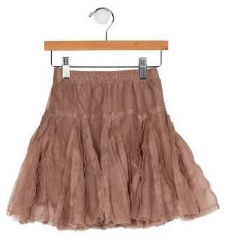 Repetto Girls' Tulle Skirt