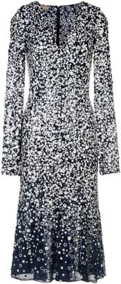 Michael Kors 3/4 length dresses