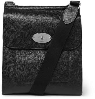 Mulberry Antony Full-Grain Leather Messenger Bag