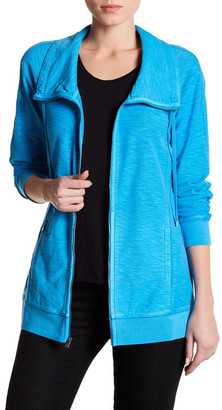 Tommy Bahama Knoll Zip Cardigan $128 thestylecure.com