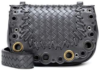 Bottega Veneta Luna leather shoulder bag