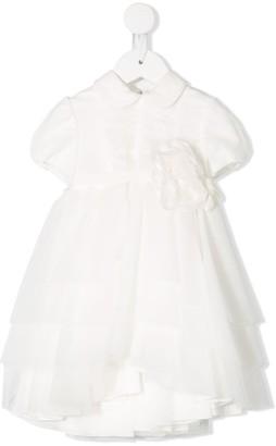 Aletta tulle skirt dress