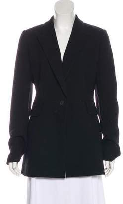 Alaia Wool Short Coat