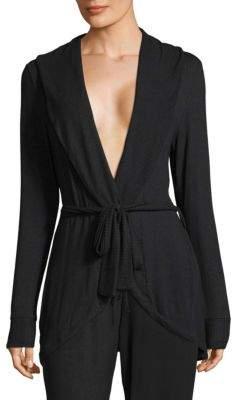 Saks Fifth Avenue Maddie Wrap Kimono