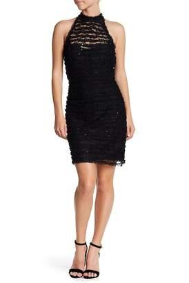 BB Dakota Surrey Ruffle Lace Dress