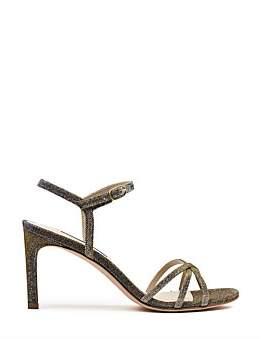 Stuart Weitzman Starla80 Strappy Dress Sandal