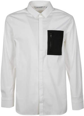 Zipped Pocket Shirt
