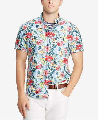Polo Ralph Lauren Men Classic Fit Hawaiian Shirt