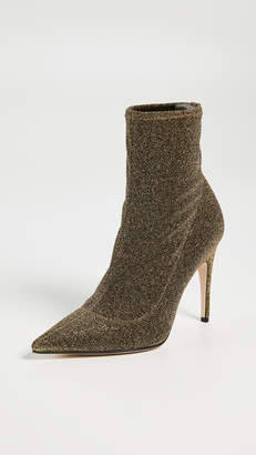 Sergio Rossi Scarpe Donna Stretch Booties