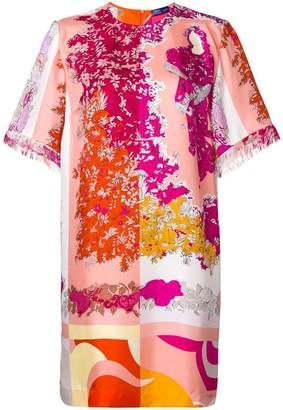 Emilio Pucci floral T-shirt dress