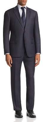 Giorgio Armani G-Line Micro-Check-Print Classic Fit Suit