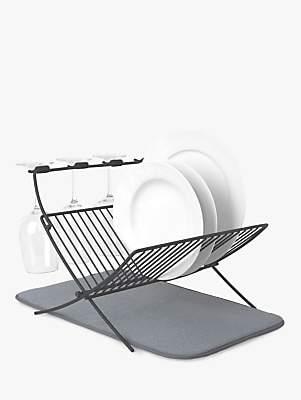 c4b1b11ce018 Umbra X Fold Dish Rack. Grey