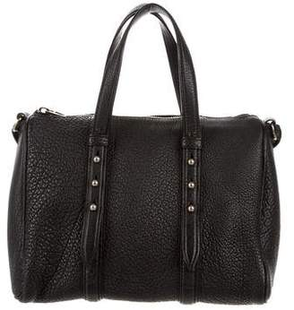 Alexander Wang Grained Leather Handle Bag