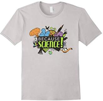 Because Science - The Alternative to Alternative Facts Shirt