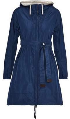 Max Mara Lighte Reversible Shell Hooded Jacket