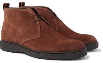 O'Keeffe Ferdia Suede Desert Boots