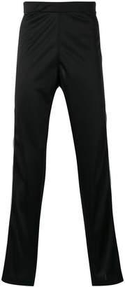 Maison Margiela side stripe track pants