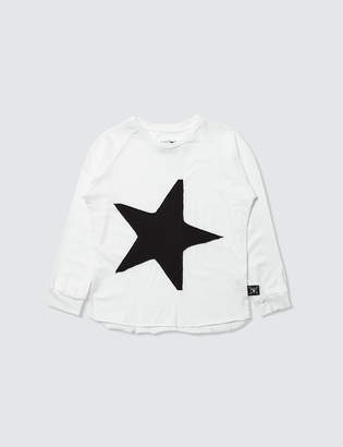 Nununu Star Patch L/S T-Shirt