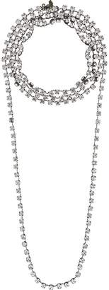 Ann Demeulemeester beaded necklace