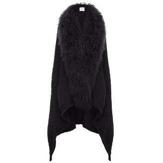 Hayley Menzies - Portobello Blanket Black