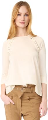 Belstaff Stacia Sweater $595 thestylecure.com