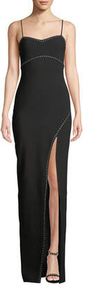 LIKELY Charlene Studded Bodycon Gown