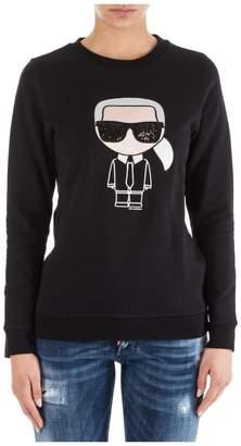 Karl Lagerfeld Paris Lagerfeld Sweatshirt Ikonik