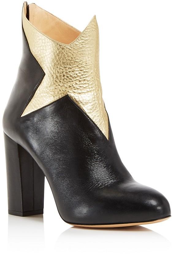 Charlotte OlympiaCharlotte Olympia Galactica High Heel Booties