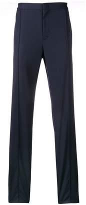 Giorgio Armani seamed straight leg trousers