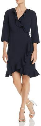 Vero Moda Molly Ruffled Wrap Dress
