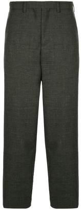 Kolor plain straight trousers