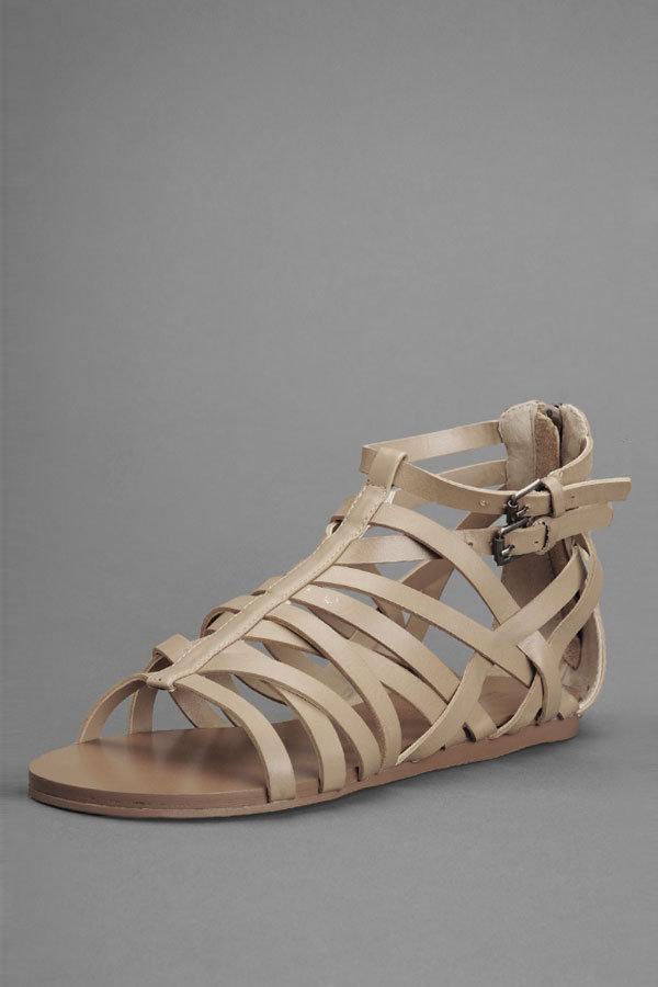 Women's Serina Flat Sandal - Nude