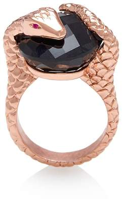 Alexandra Alberta - Gaia Onyx Ring