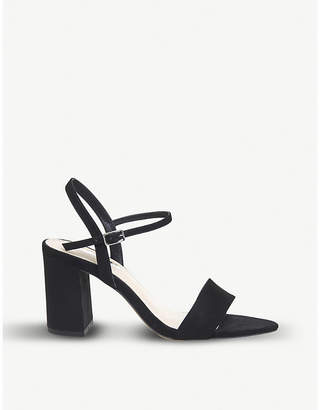 Office Millionaire block-heel sandals