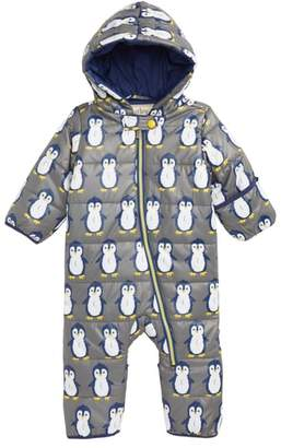 Hatley Winter Blunder Water-Resistant Hooded Snowsuit
