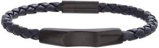 Ben Sherman Braided Leather Bracelet