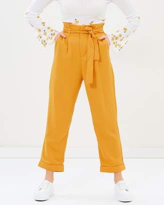 MinkPink Sunglow Tailored Pants