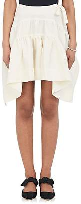 J.W.Anderson WOMEN'S GATHERED MINISKIRT