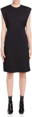 Jil Sander Black Sheath Dress