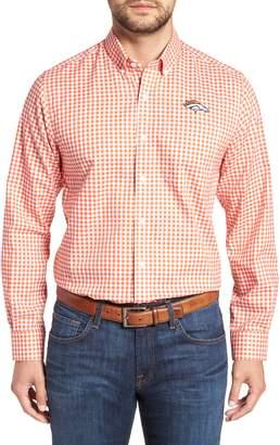 Cutter & Buck League Denver Broncos Regular Fit Shirt
